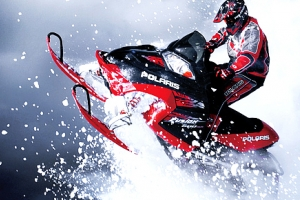 SnowMobile Teambuilding Rome